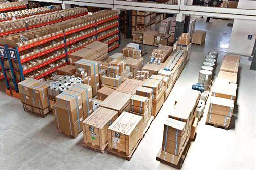 Spearheading in contract logistics