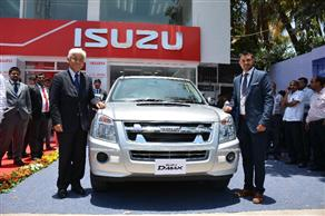 Isuzu Motors India expands its dealer network in Gujarat
