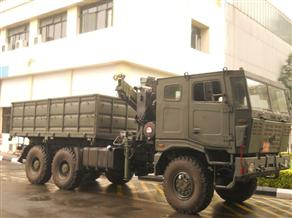 Tata Motors awarded contract for 1239 nos. of 6 X 6 high-mobility multi-axle vehicles, from the Indian Army