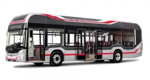 Tata hybrid buses for BKC