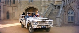 Action hero's Toyota Scout