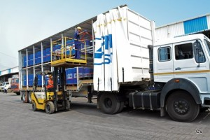 Rhenus Logistics favours transport palletisation