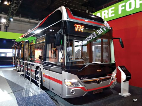 Green CVs; present and the future | Commercial Vehicle Magazine in India | Upcoming Truck ...