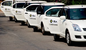 Ola to tap inter-city cab market