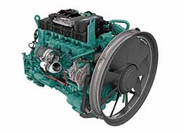 Volvo Penta to source 5 & 8-litre engines locally
