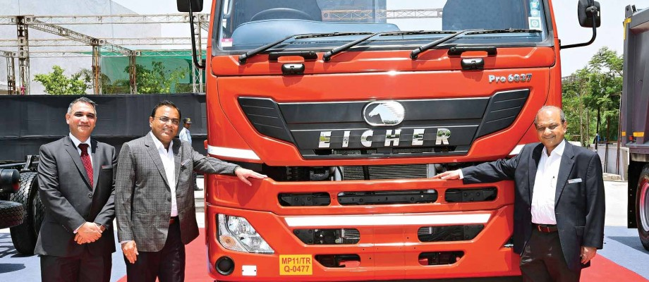 Vinod Aggarwal is MD, VE Commercial Vehicles