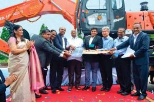 Tata Hitachi rolls out 50,000th machine