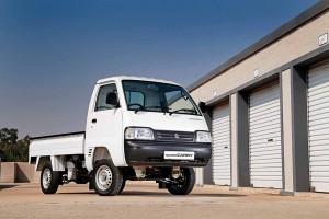 Maruti Suzuki begins exporting Super Carry