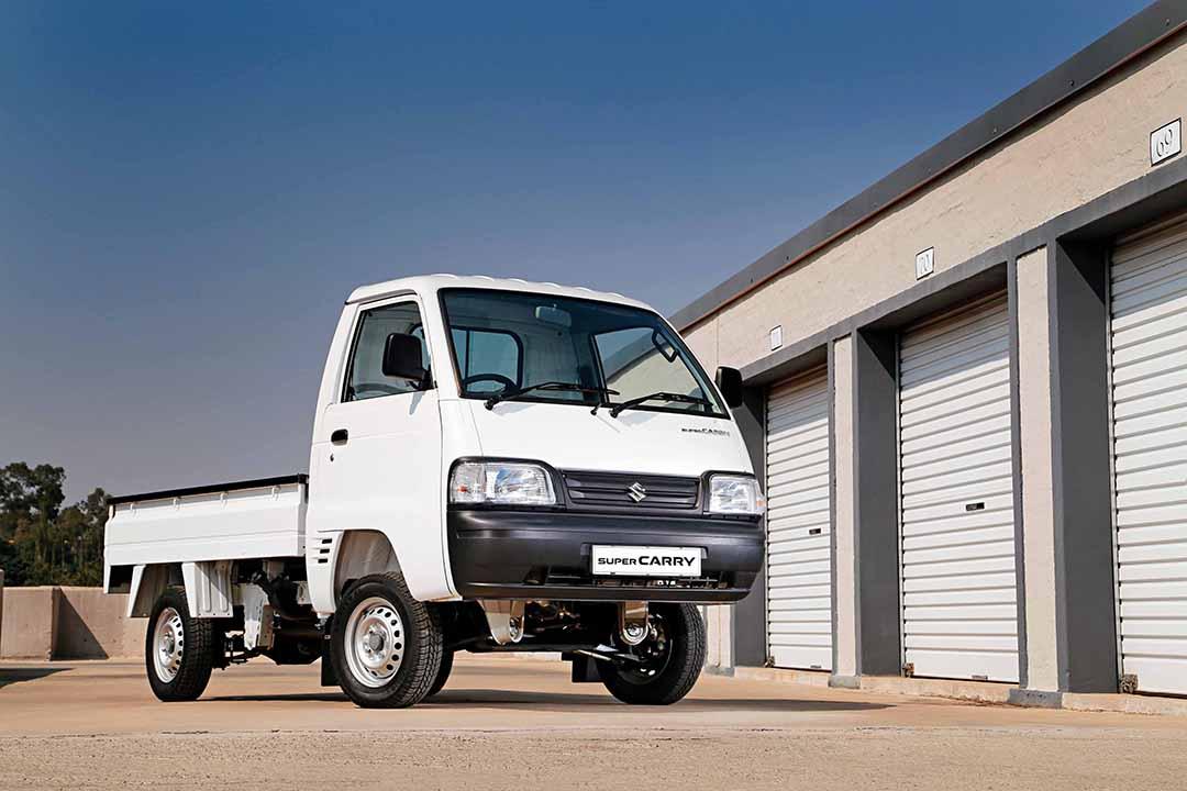Maruti Suzuki announces Super Carry pilot sale