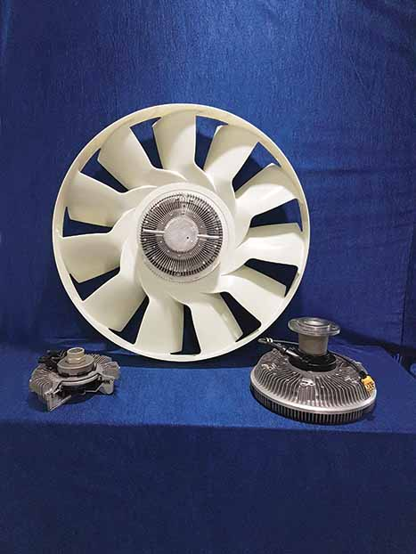 BorgWarner to produce Visctronic fans in India