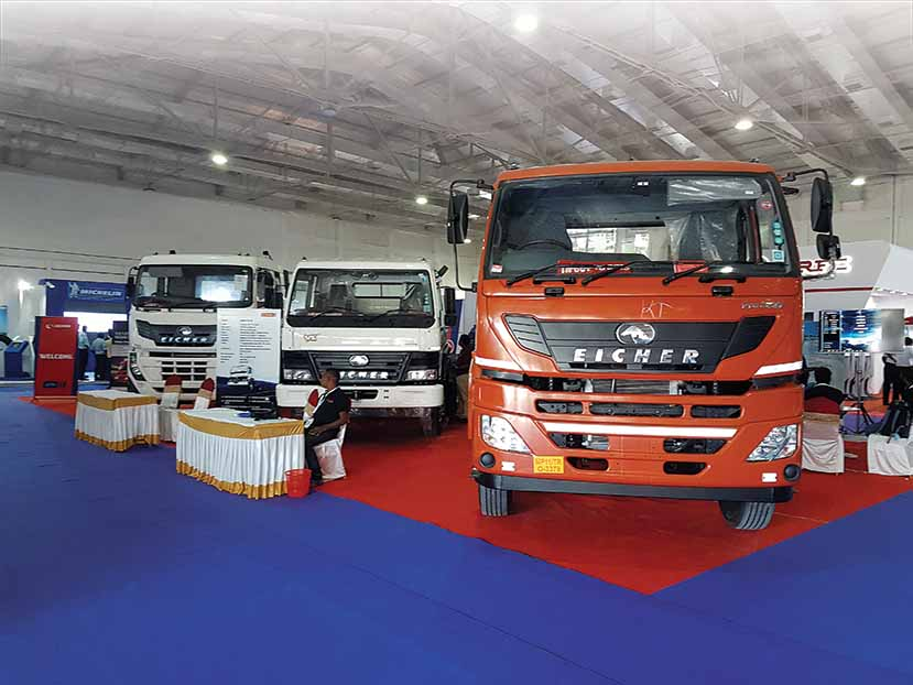 Truck, Trailer & Tyre Expo 2016 at Coimbatore