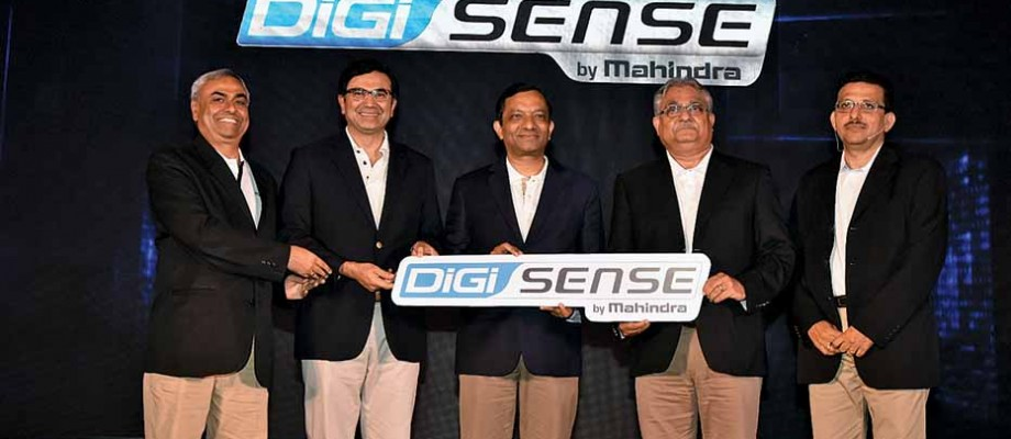 Mahindra launches a cross vehicle and scalable digital platform
