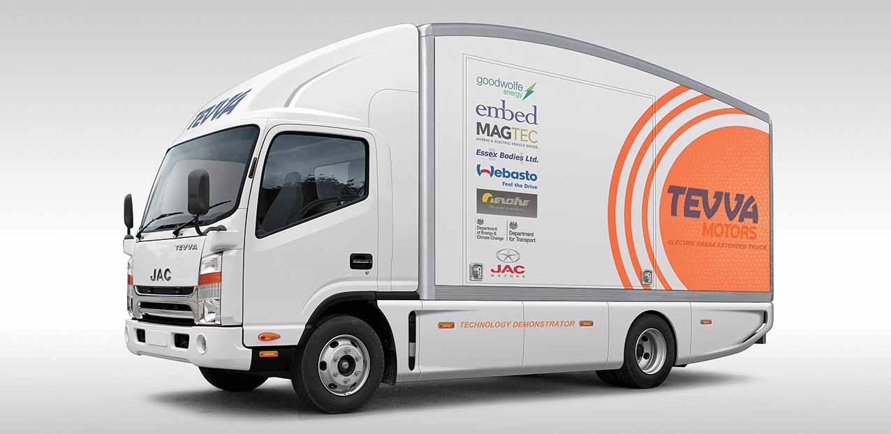 Electric trucks are coming of age