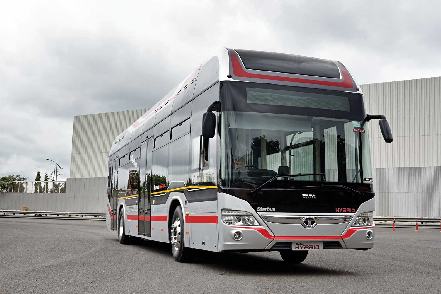 Tata Starbus Hybrid