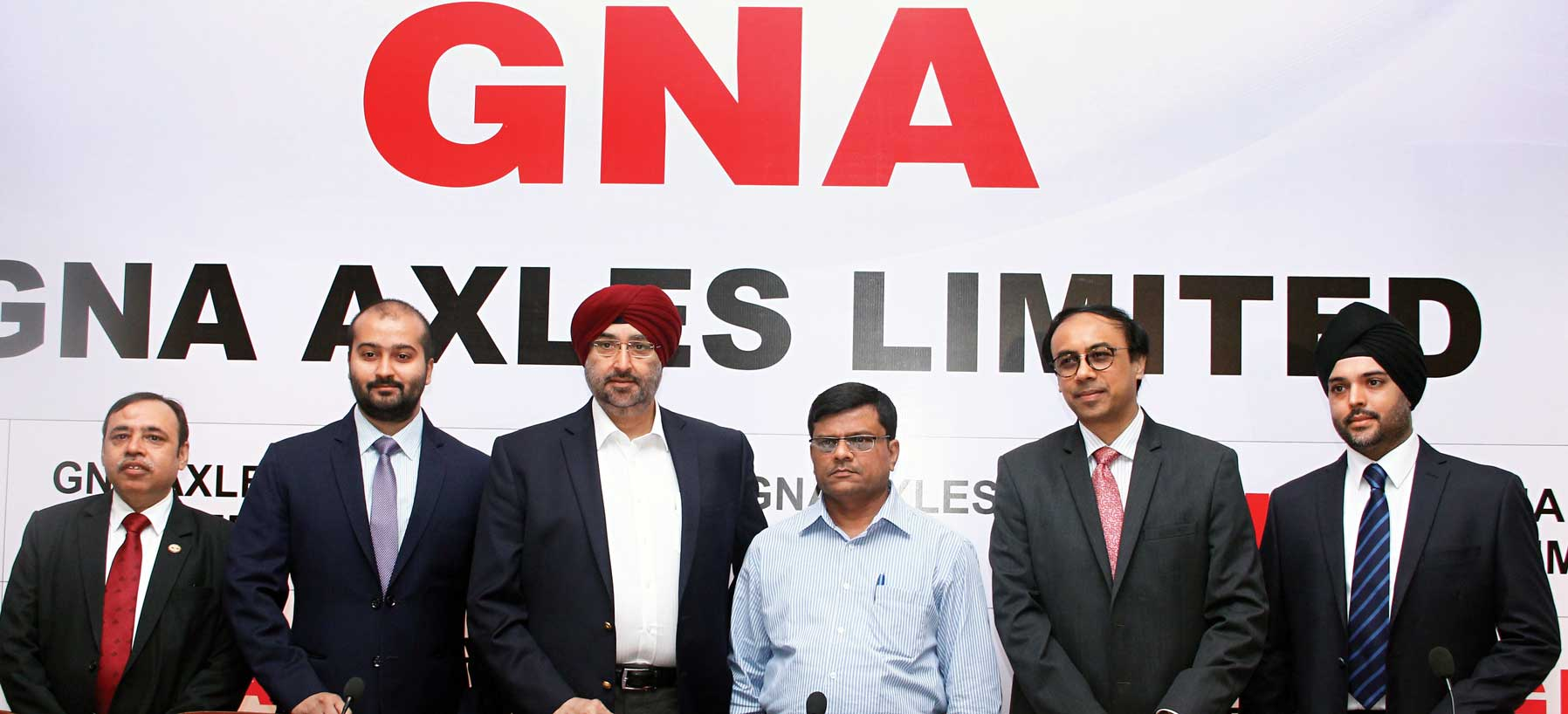 GNA Axles announces IPO