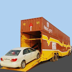Car carrier sales pick up