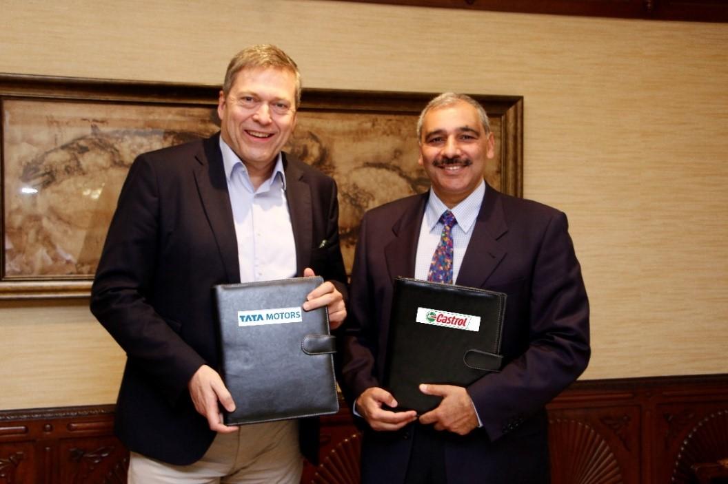 Tata Motors and Castrol announce global strategic partnership