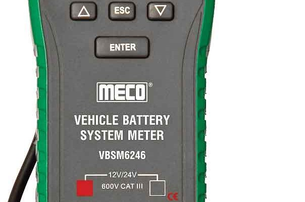 Battery System meter by Meco