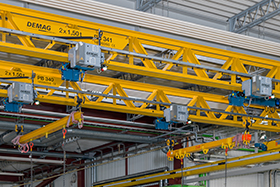 Terex sells material handling and port solutions business