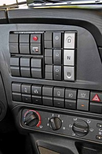 Gearbox buttons copy