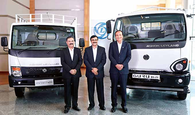 Guru to drive Ashok Leyland's ICV aspirations