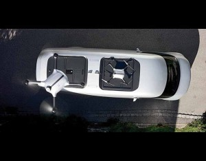 Mercedes vision van drones copy