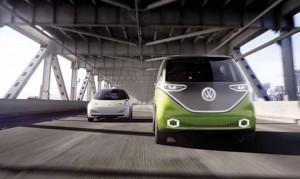 Volkswagen ID copy