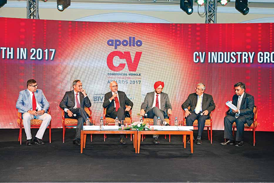 CV industry growth in 2017