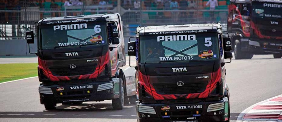 Season four of T1 Prima Truck racing in March 2017