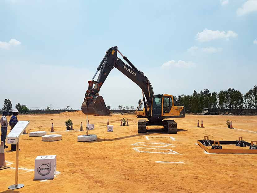 Volvo CE crowns its Operator Champion for India - Commercial Vehicle Magazine in India ...