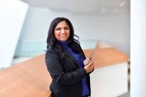 ZF, Innovator Mamatha Chamarthi +++ indirekter Mitarbeiter