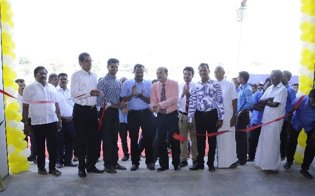 JK Tyre commissions truck wheel centre at Karur