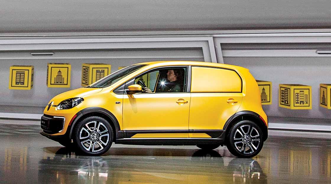 Volkswagen eload UP