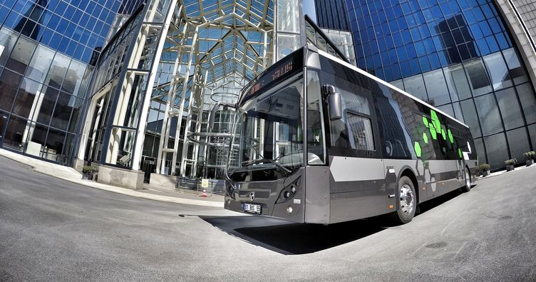 Avenue IBUS is Turkey's first smart bus