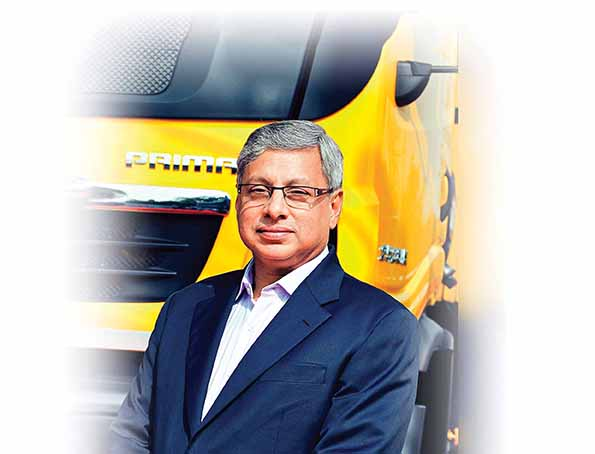 Tata Motors looks up to an exciting future