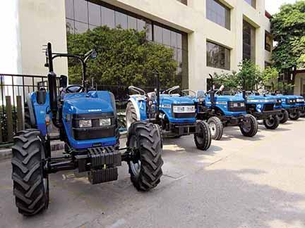 International Tractors: Bullish about Growth