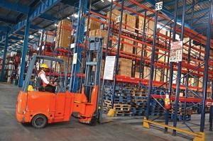 3rd image - Bhiwandi warehouse - Material Handling Equipment - Rhenus Logistics India - 1 copy