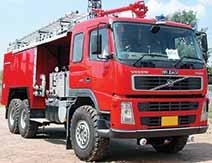 Brijbasi fire fighters