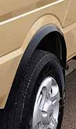 Front wheel arch copy