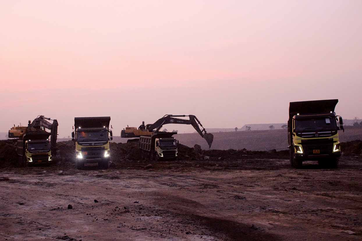 Volvo retains mining advantage; looks at new avenues of growth
