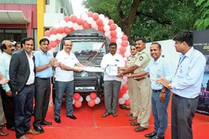 BSVI Gurkha from Force Motors