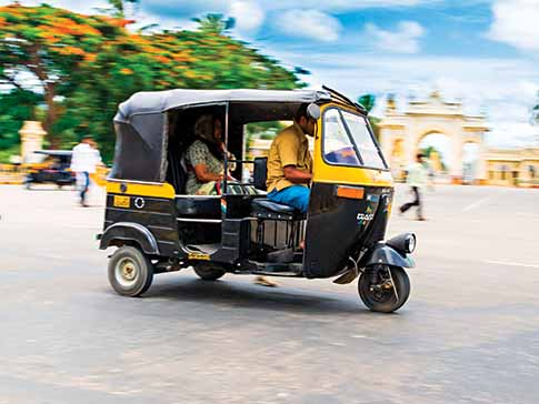 Three-wheeler sales revive