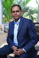 Suresh Chettiar is Business Head of Volvo Buses South Asia