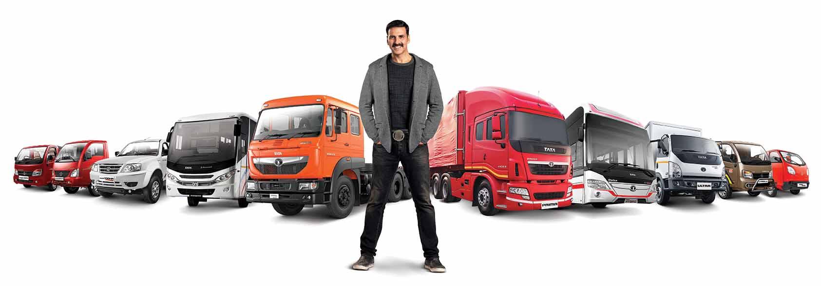 Tata Motors CV dealership in Maharashtra