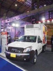 Isuzu fully-built trucks