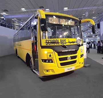 Innovative products from Ashok Leyland |