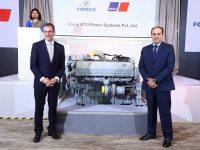 Rolls-Royce engine by Force Motors