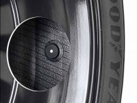 Goodyear intelligent tyre