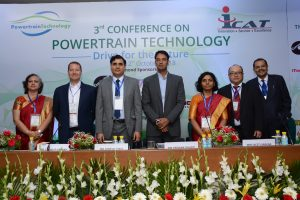 The changing landscape of powertrains