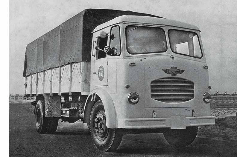 70 years of Ashok Leyland |